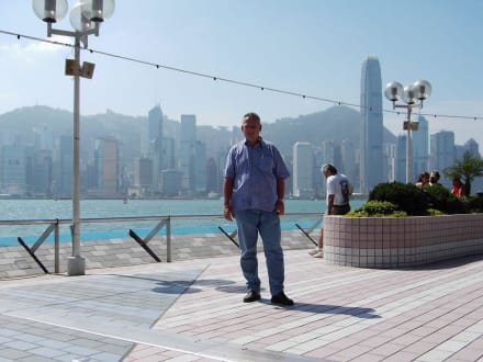 Hongkong- Kowloon - Avenue of Stars