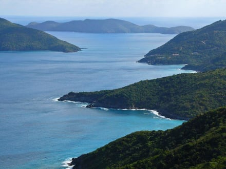 Panorama - Virgin Islands - Tortola Islands