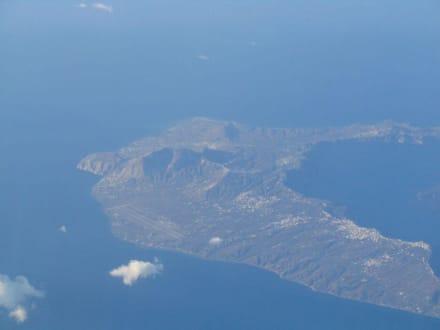 Traumhafte Insel Santorin - Insel Santorin