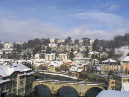 Bern - Untertorbrücke - Altstadt Bern