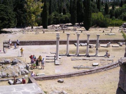 Temple of Asclepius - Asklipieon / Asklepieion