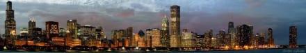 Skyline Panorama - Skyline Chicago