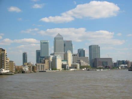 Skyline der Docklands - Docklands