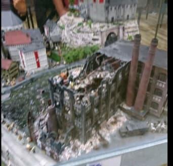 Ausgebombt. - Miniatur Wunderland Hamburg