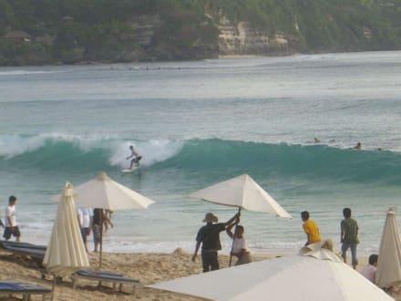 Surfer - Dreamland Beach