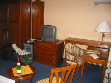 Unser Zimmer - Hotel Schlosspalais