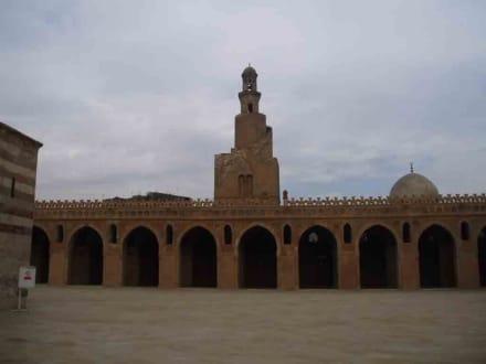 Ibn Tulun Moschee - Moschee Ibn Tulun