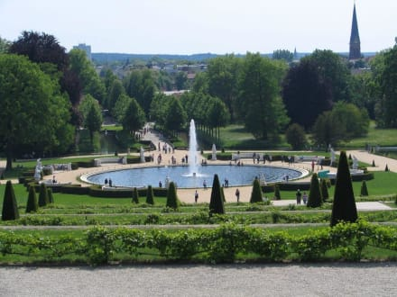 Park Sans Souci - Schlosspark Sanssouci