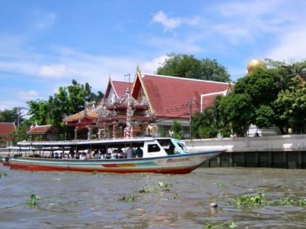 Bangkok - Chao Phraya - Chao Phraya River