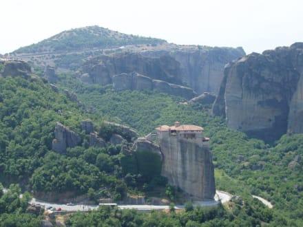 Meteora-Kloster - Meteora Klöster
