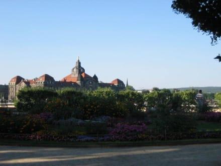 Dresden Panorama - Altstadt Dresden