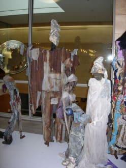 Kunst aus Müll - Moderna Museet