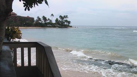 Strandabschnitt  - Strand Galle