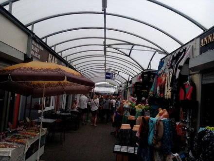polenmarkt frankfurt