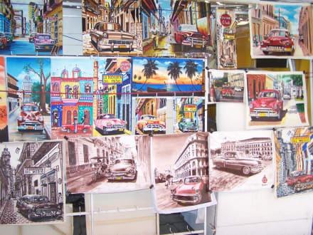 Markt/Bazar/Shop-Center - Einkaufs-Center Varadero