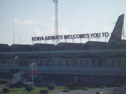Flughafen Mombasa - Flughafen Mombasa/Moi International Airport (MBA)