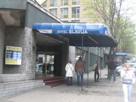 Slavija Hotel Serbia Jat Hotel Slavija Lux in
