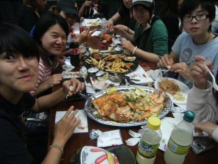 Sonstige Personen - Sydney Fish Market