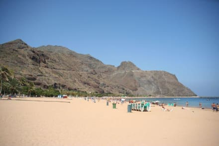 Playa de las Tersitas - Strand Las Teresitas
