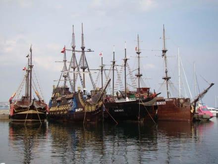 Strand/Küste/Hafen - Yachthafen Hammamet Yasmine