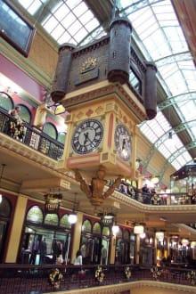 Hängeuhr - Queen Victoria Building