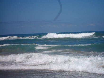 und wieder Wellen 1 - Playa Camino