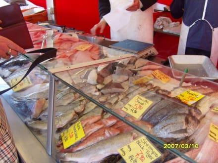 Frische Fisch von Beckmann! - Heider Marktplatz