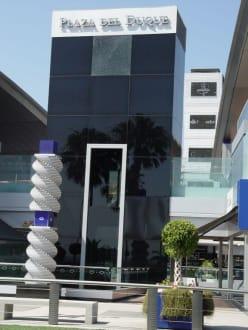 Haupteingang Plaza del Duque - Plaza del Duque