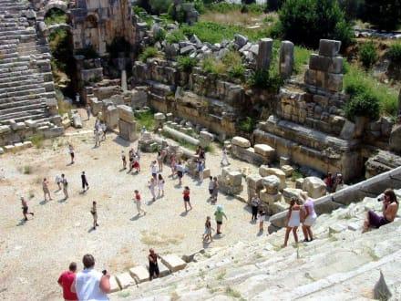 Amphietheater von Myra - Theater von Myra