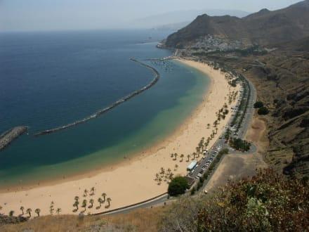 Playa de las Teresitas - Strand Las Teresitas