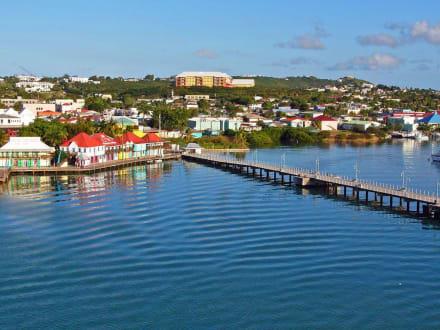 St.John's - Hafen - Hafen St. John's