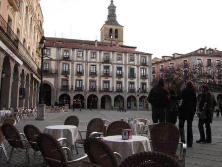 Hauptplatz - Altstadt Segovia