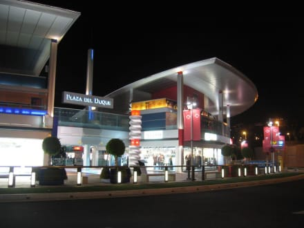 Shoppingcenter - Plaza del Duque