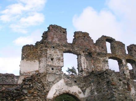 Burgruine Taggenbrunn - Burg Taggenbrunn