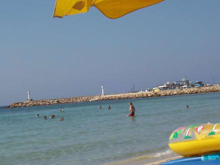 Strandabschnitt - Strand Ayia Napa/Agia Napa