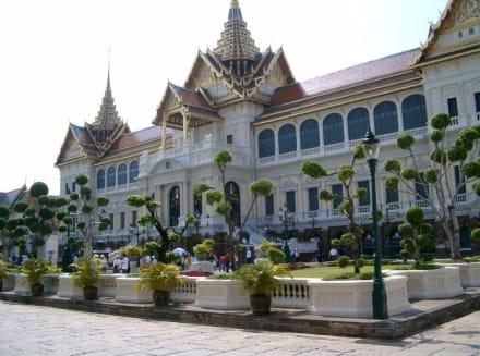 Königspalast - Wat Phra Keo und Königspalast / Grand Palace