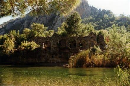 Olympos - Antike Stadt Olympos