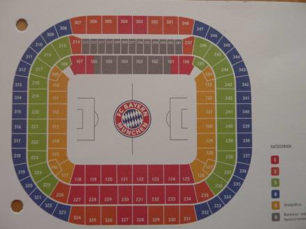 allianz arena sitzplatz