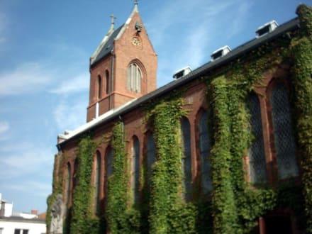Inselkirche - Evangelische Inselkirche Norderney
