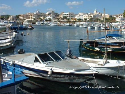 Hafen von Cala Ratjada - Yachthafen Cala Ratjada