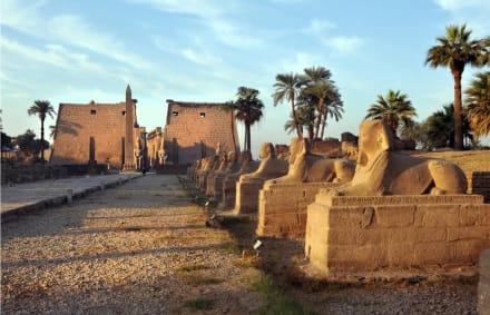 Amonstempel Karnak - Amonstempel Karnak