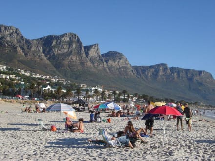 Strand - Strand Camps Bay