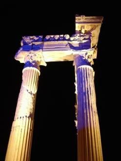 Bucht von Antalya - Apollon Tempel