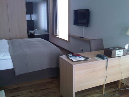 Guter Arbeitsplatz - Valbella Inn Resort