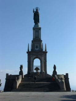 Christusmonument - Puig de San Salvador