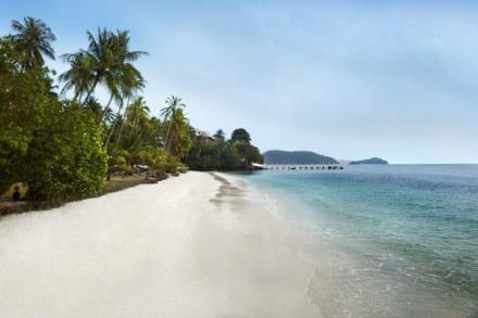 Cape Panwa Hotel Beach -