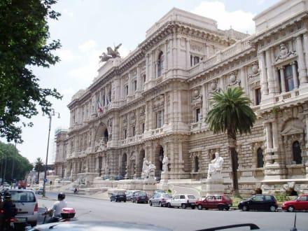 Justizpalast in Rom - Justizpalast