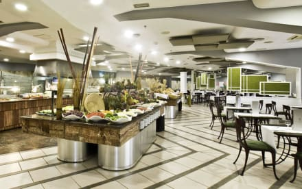 Restaurante/buffet -