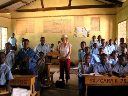 Schulklasse! - Camp Kenya