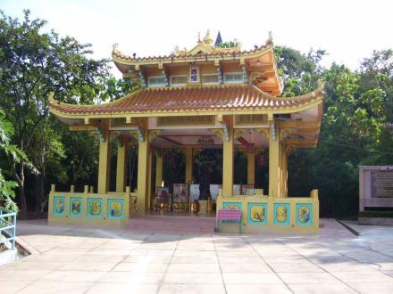 Tempel - Big Buddha